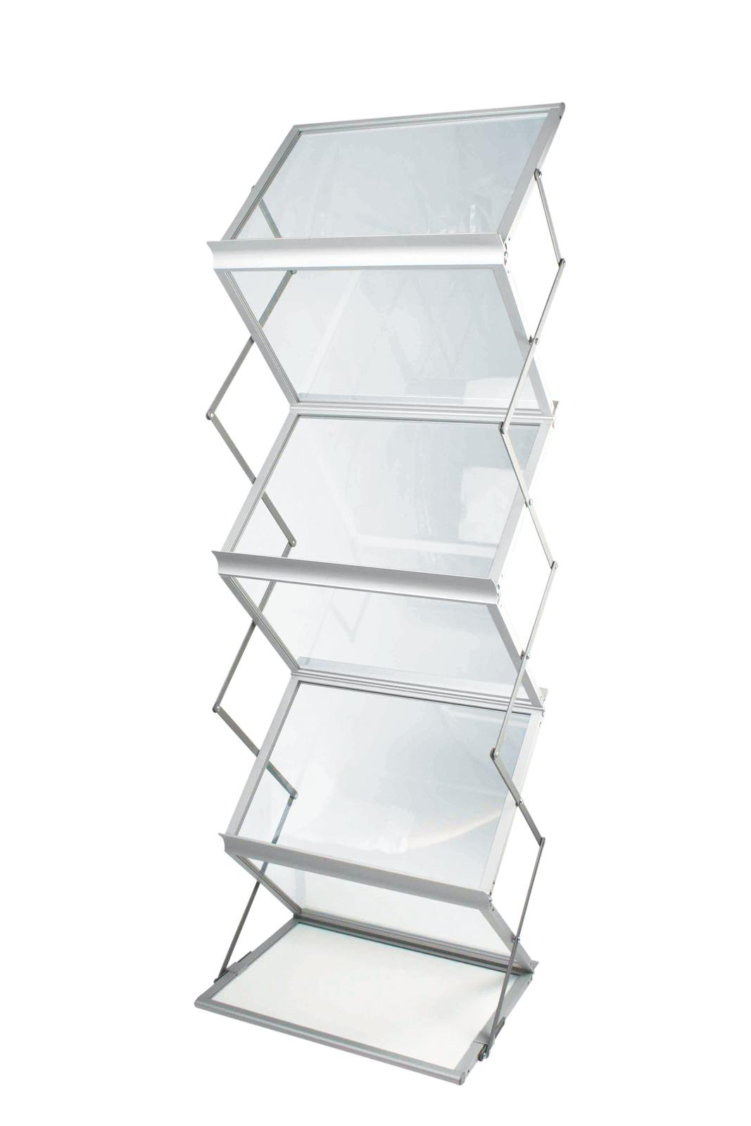 A3 Zed Up Lite Brochure Stand £92.50