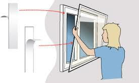Perspex Secondary Double Glazing Magnafix Fixing - Per Meter