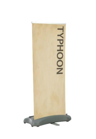 Typhoon Water Filled Outdoor Roller Banner Stand