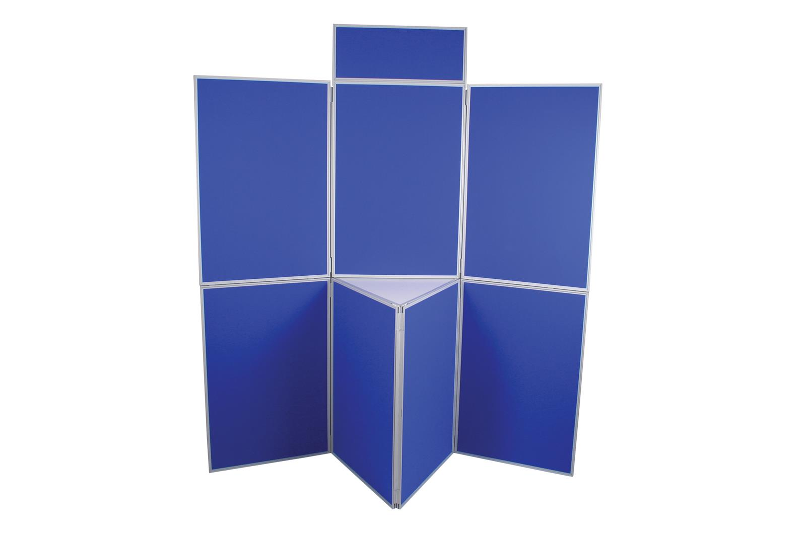 7 Panel Folding Display Boards £149