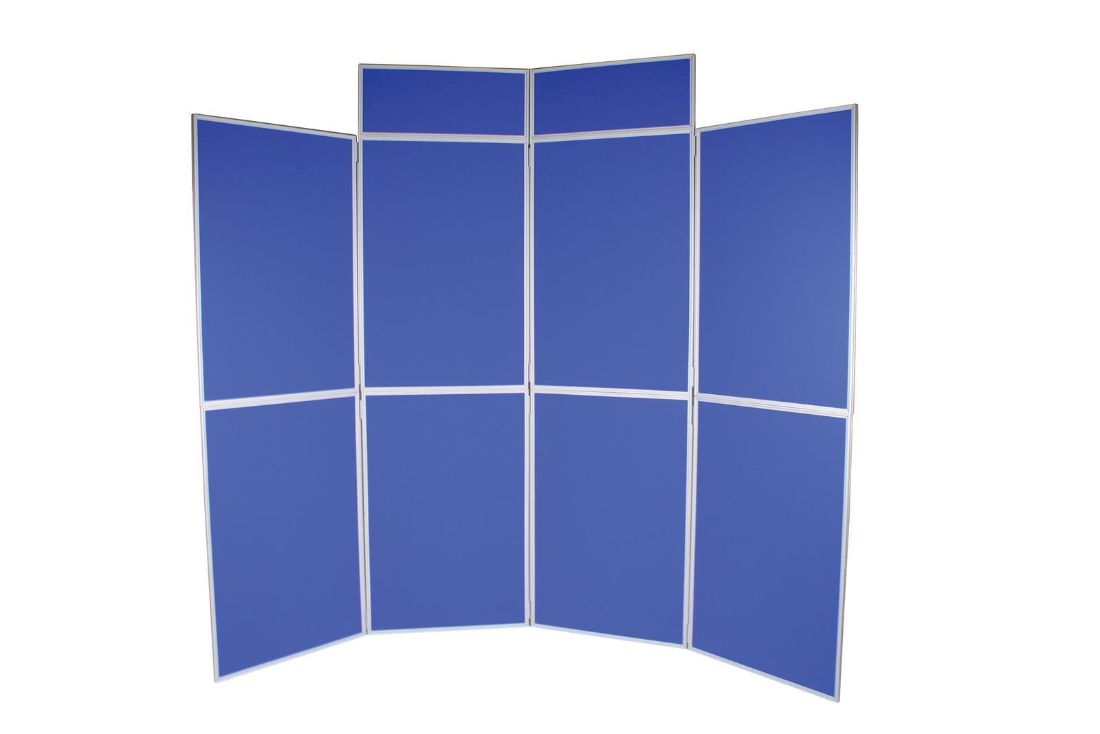8 Panel Folding Display Boards £149