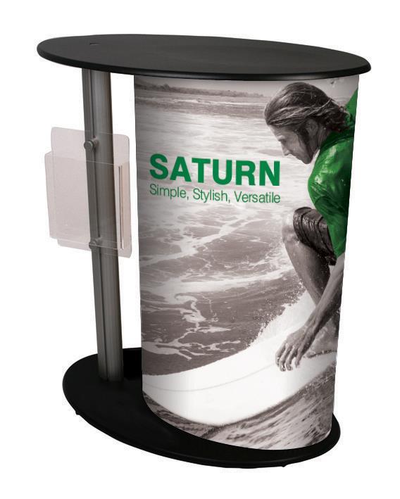 Physique Saturn Exhibition Display Counter £235