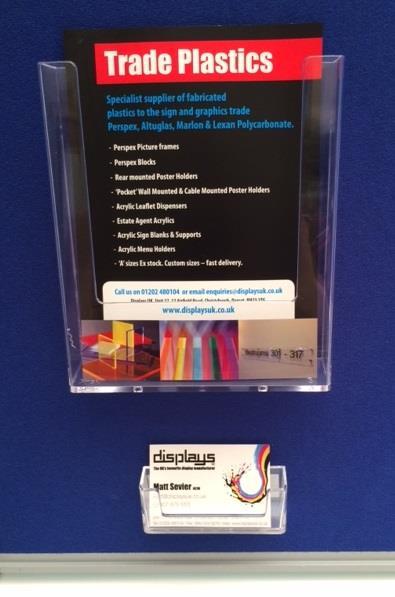 Panel and Pole Display Stand Kit 20
