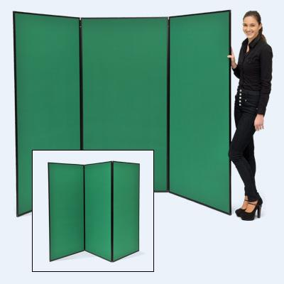 Jumbo/Large Folding Display Boards