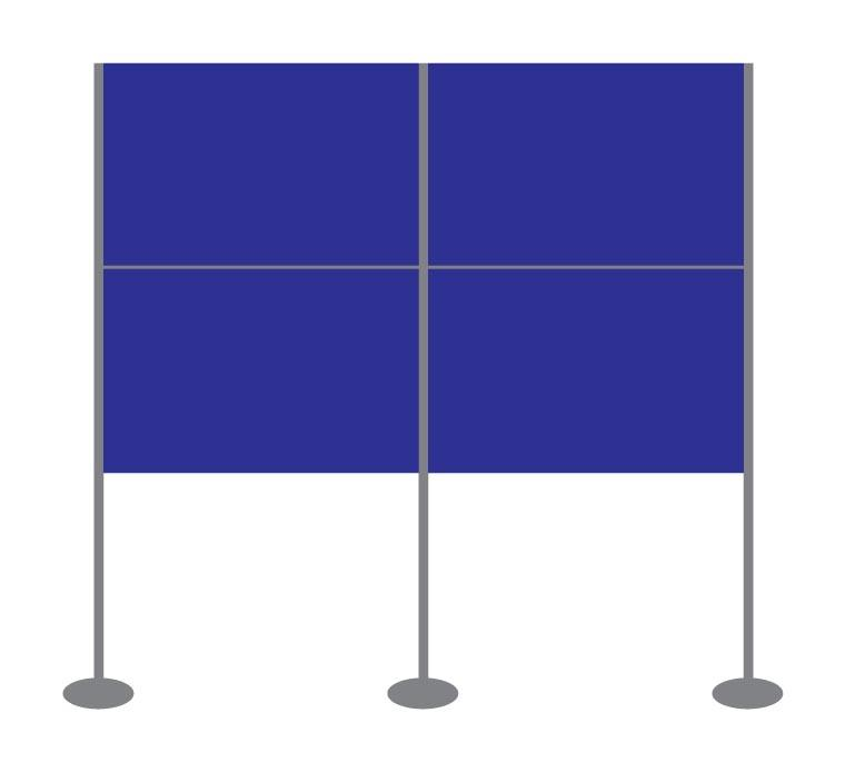 Display Boards For Rent Hire PPH7
