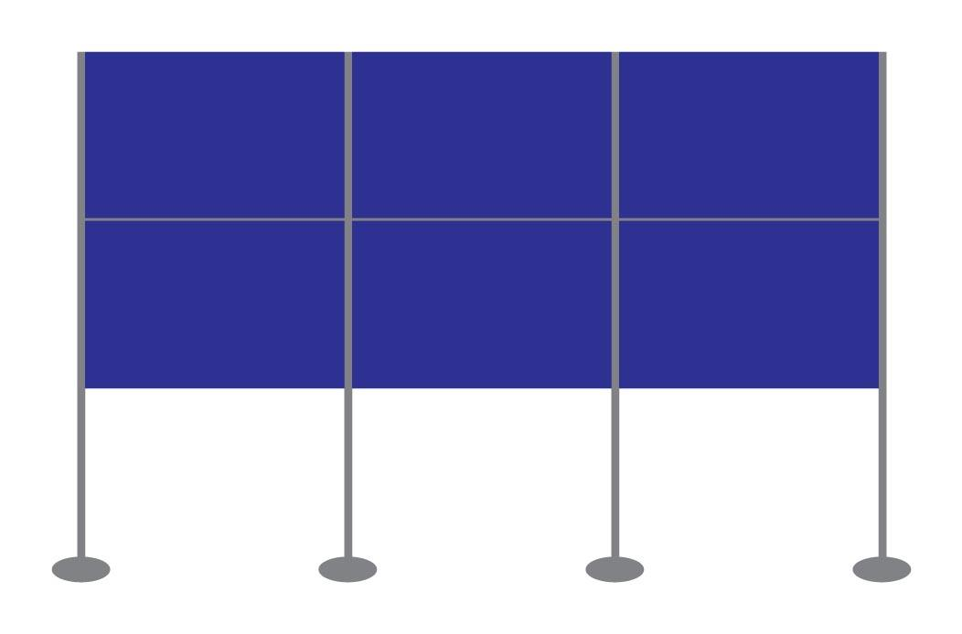 Display Boards For Rent Hire PPH11